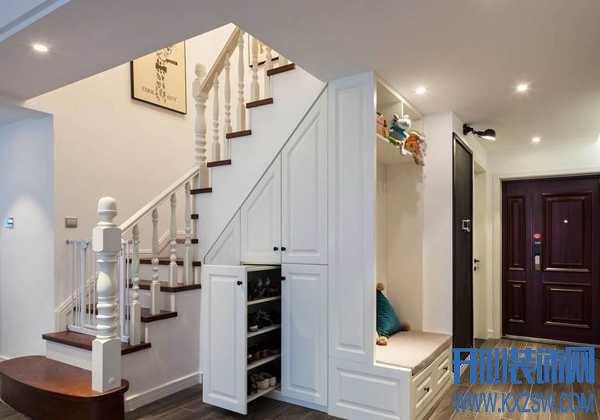 单身小复式,楼梯成家的纽带,如何布局实现小空间大利用