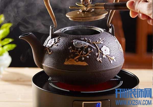 泡一壶春茶,最好用的泡茶电磁炉品牌是哪个?