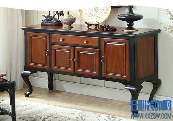 广兰家具的玄关柜价格在官网上贵不贵