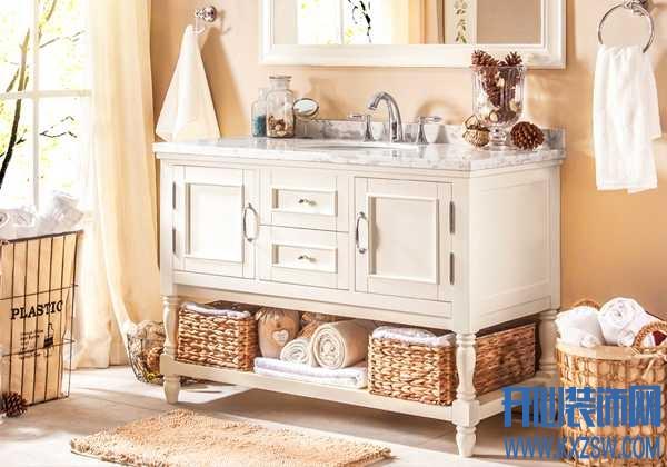 曼姿卫浴下的浴室柜,竟然让我的私密空间如此风情
