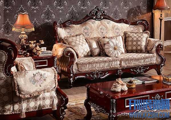 欧式布艺沙发品牌那么多,意米卡沙发能否一枝独秀