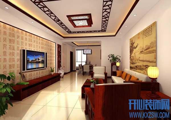 中式客厅灯古韵心意搭配,让人一见就心动的仿古灯饰