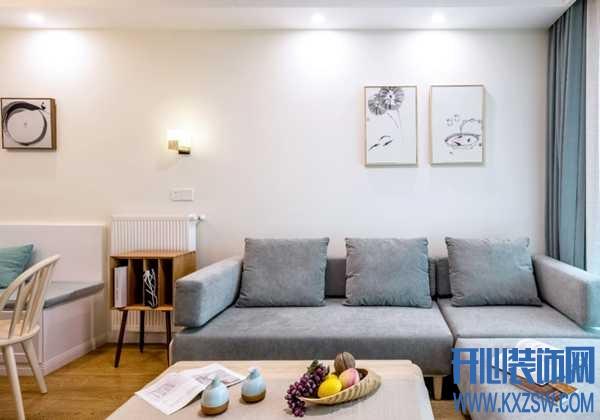 设计师偏爱素色,居室墙布搭配温柔中不失高贵气质