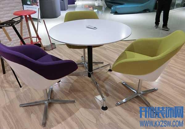 如何选择一组合适的洽谈桌椅,写字楼用的洽谈桌椅是什么材质最好?办公室家具的选购技巧