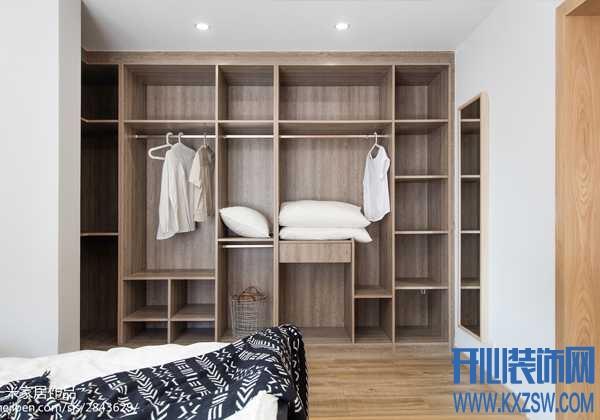 嵌入式衣柜选对了摆放位置,房间生活更和谐